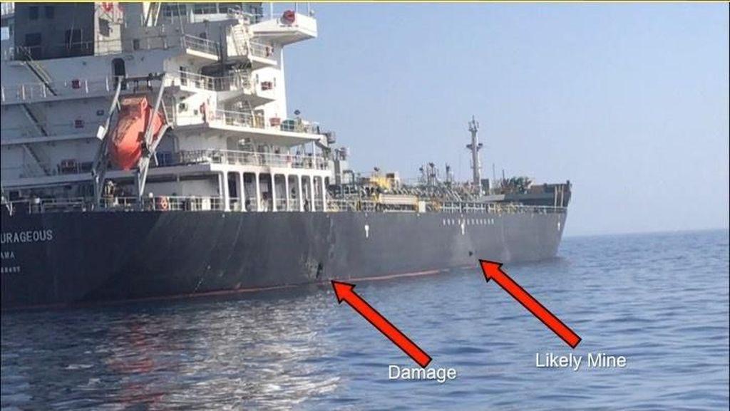 Iran Panggil Dubes Inggris terkait Tuduhan Serang Kapal Tanker