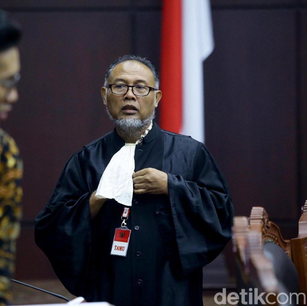 Tim Hukum Prabowo Simak Jawaban TKN-KPU: Jika Benar, Kita Apresiasi