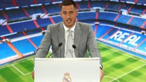 Baru Gabung Madrid, Hazard Langsung Ditanya-tanya Soal Mbappe dan Pogba