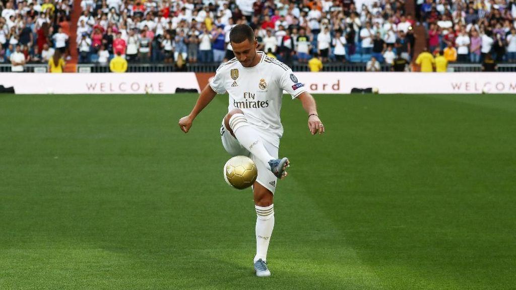 Torres: Madrid Adalah Panggung Sempurna untuk Hazard