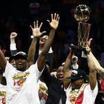 7 Fakta Menarik Toronto Raptors Usai Juara NBA