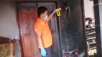 Rumah Anggota Polisi di Makassar Dilempari Bom Molotov