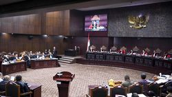 KPU, Bawaslu dan Tim Hukum Jokowi Jawab Gugatan Prabowo Hari Ini