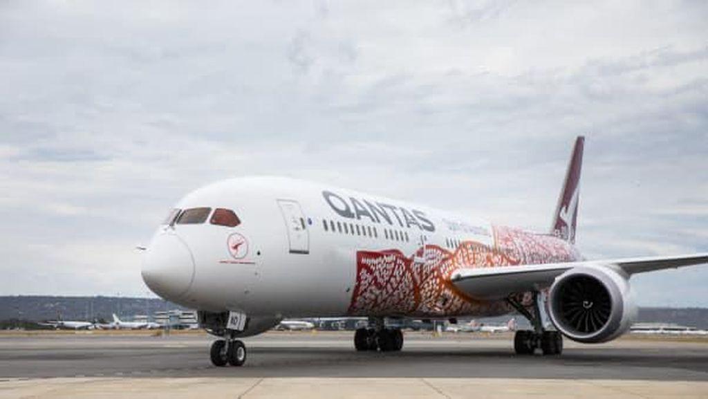 Qantas Saingi Singapore Airlines di Rute Terpanjang Sedunia