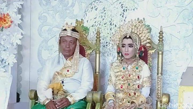 Viral Gadis Kelas 1 SMP di Sidrap Sulsel Dinikahi Pria 41 Tahun