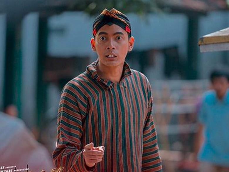 Foto: Fedi Nuril sebagai Doyok di film DOA (dok.MD Pictures)