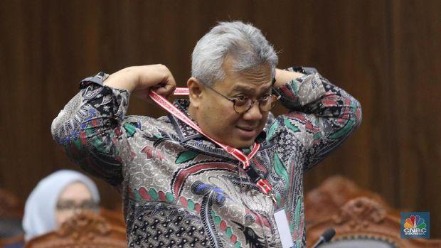 Jawab Gugatan Prabowo, KPU Siap Boyong KPU Daerah ke Jakarta