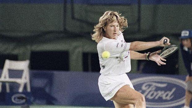 Steffi Graf, Anak Agen Asuransi Ratu Golden Slam