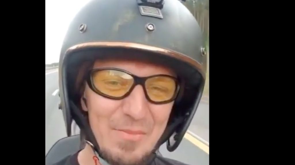 Pria Ini Tewas saat Ngevlog Bawa Motor Gaya Bebas