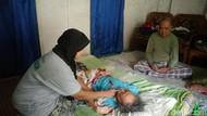 Kisah Pasangan Lansia Lumpuh di Ciamis Luput Perhatian Pemerintah