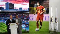 Welcome to Real Madrid, Eden Hazard!