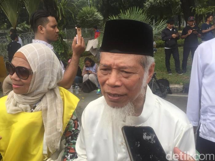 Abdullah Hehamahua (Farih Maulana S/detikcom)