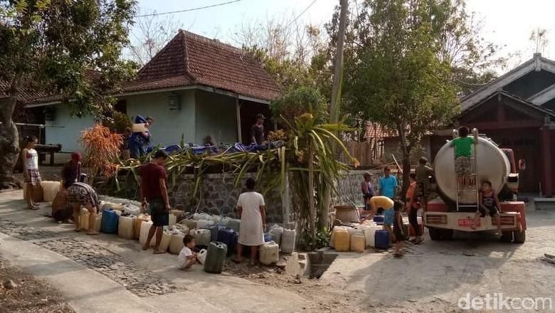 BPBD Ponorogo Petakan 22 Desa Rawan Kekeringan