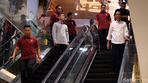 Jokowi dijadwalkan berada di Bali sampai hari Sabtu (15/6)