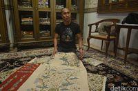 Kisah Mendiang Bu Ani yang Selalu Memborong Batik  di Cirebon