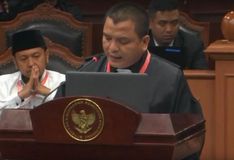 Sidang Putusan MK, Denny: Secara Teori Tak Mungkin Dikabulkan Semua