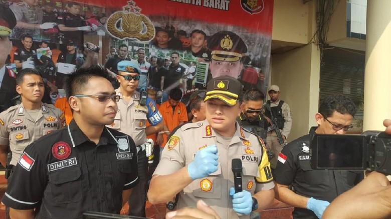 Total 4 Pelaku Penjarah Mobil Brimob Ditangkap, Polisi: Ini Kelompok Kriminal