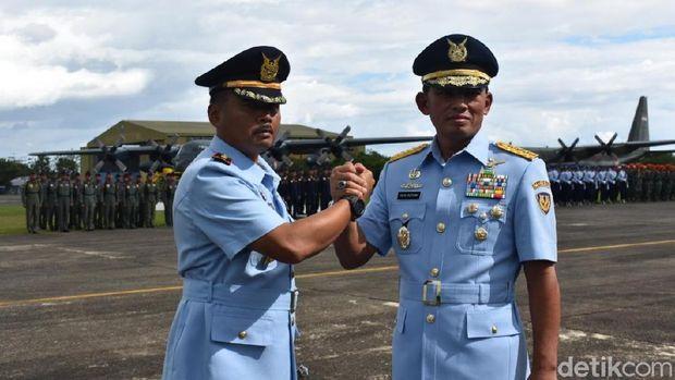 Skadron Udara 33 dipimpin Letkol Pnb Agus Rohimat