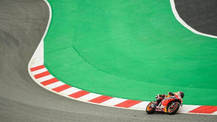 Marc Marquez tercepat di latihan bebas I MotoGP Catalunya. (Foto: David Ramos / Getty Images)