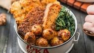 Makanan Murah Sehat Ada di 5 Resto Vegetarian Ini