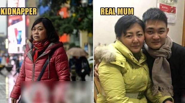 Cerita Wanita Kembalikan Anak yang Diculiknya Setelah 26 Tahun