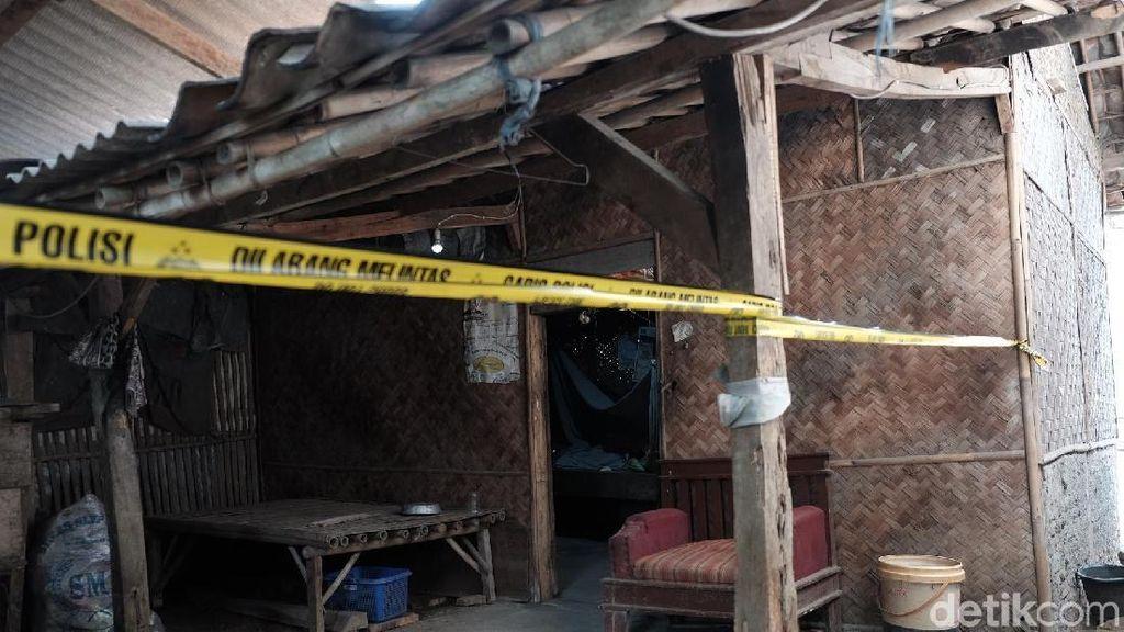 Nenek Sebatang Kara Dibunuh dan Dirampok di Karawang