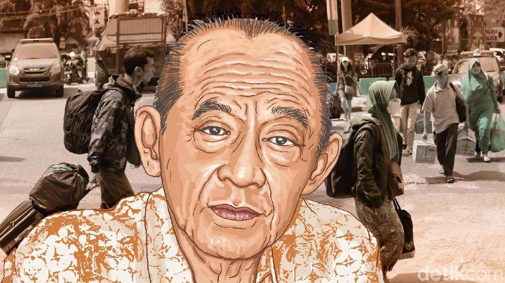 Kisah Bang Ali Takluk Pada Urbanisasi