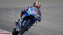 Hasil MotoGP Inggris: Alex Rins Juara, Kalahkan Marquez di Garis Finis