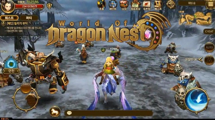 Fakta Menarik Old Dragon Nest Indonesia