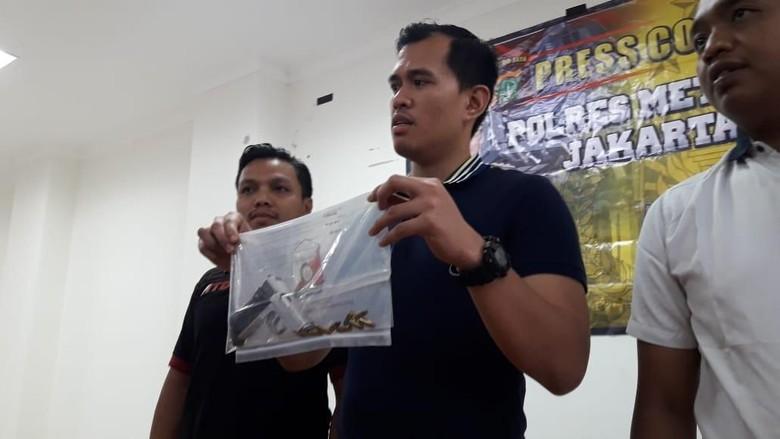 Polisi Sebut Pemobil Koboi di Jalan Alaydrus Punya Izin Kepemilikan Senpi