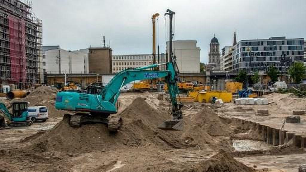 Bom PD II Ditemukan di Berlin, Warga Dievakuasi