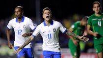 Gol-gol Brasil Kalahkan Bolivia 3-0