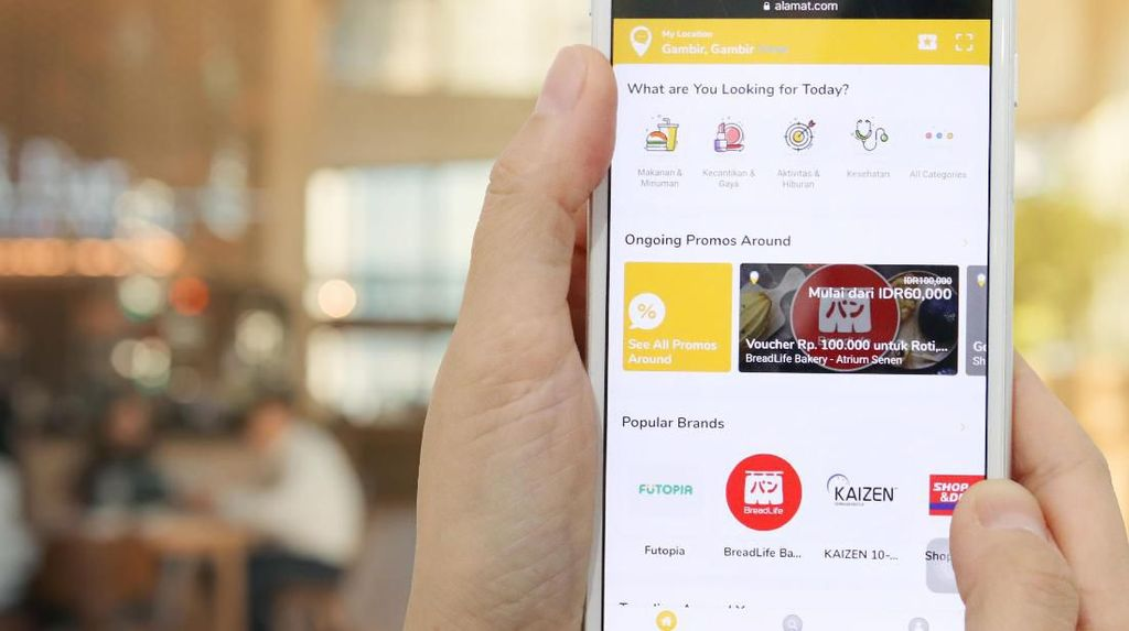 Bikin Bisnis Offline Jadi Online Pakai Alamat.com