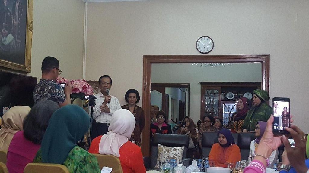 Sultan HB X ke Caleg Wanita yang Lolos Pileg: Jangan Saling Menjatuhkan