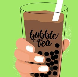 Infografis: Menghitung Kalori Segelas Bubble Tea