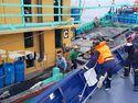 RI Tangkap Kapal Ikan Ilegal Malaysia di Selat Malaka