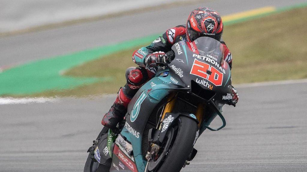 Balapan MotoGP Virtual, Quartararo: Di Trek Sungguhan Saya lebih Cepat!
