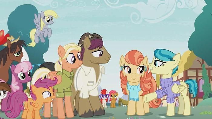 My Little Pony Perkenalkan Pasangan Sesama Jenis