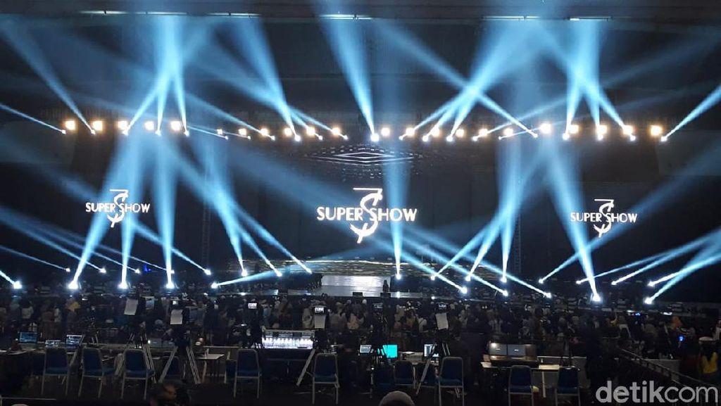 Banyak Kejutan di Konser Super Junior yang Tak Terlupakan