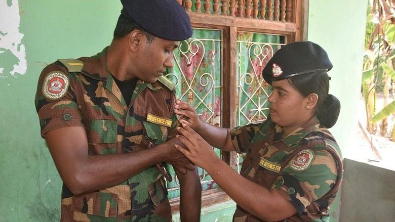 Kisah Cinta dari Perang Saudara di Sri Lanka
