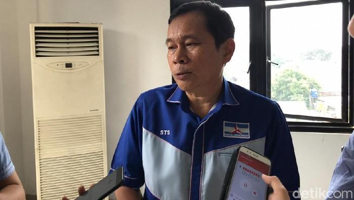 Ketua DPD Partai Demokrat DKI Jakarta, Santoso
