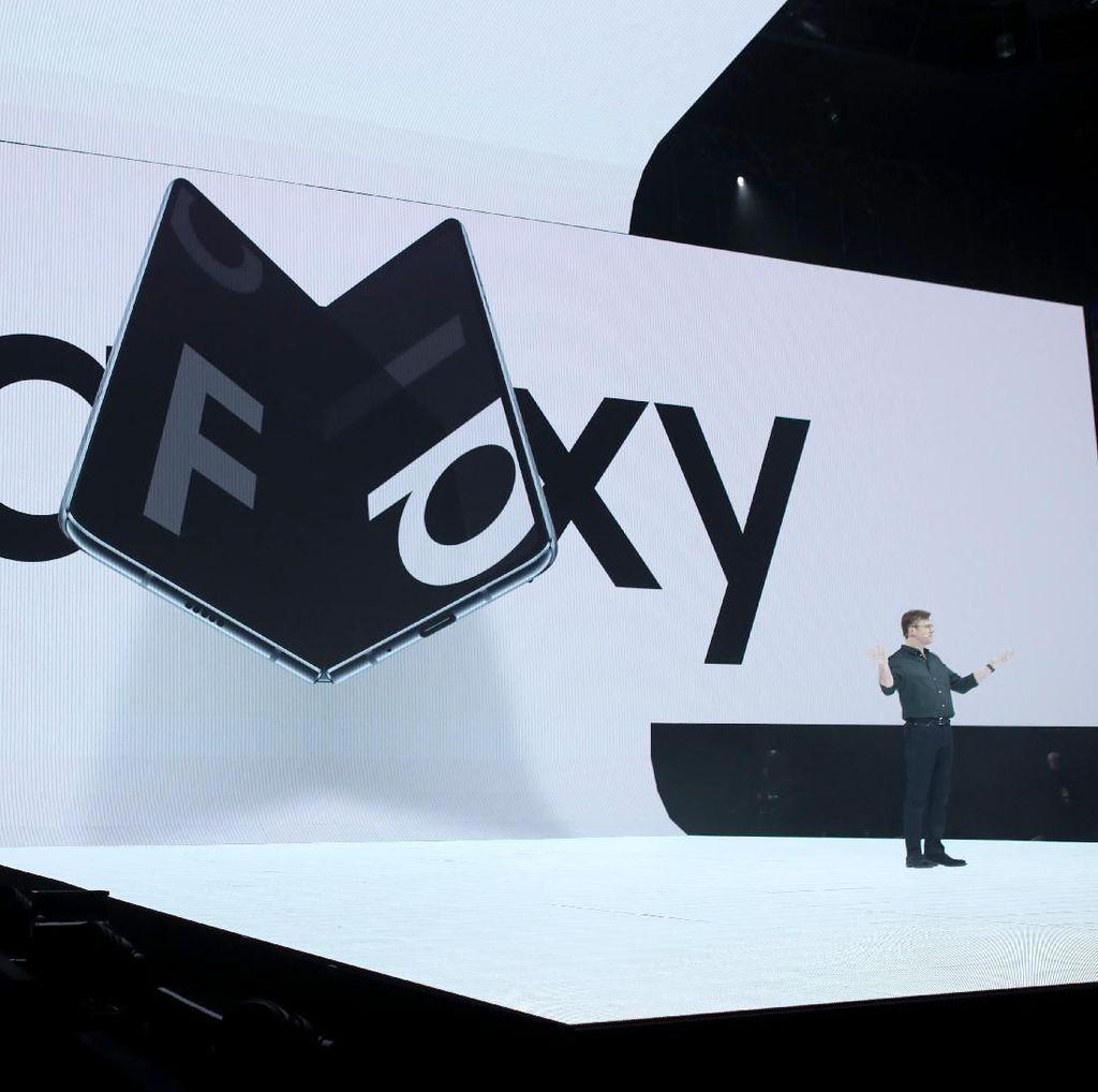 Galaxy Fold Tak akan Meluncur Sebelum Galaxy Note 10?