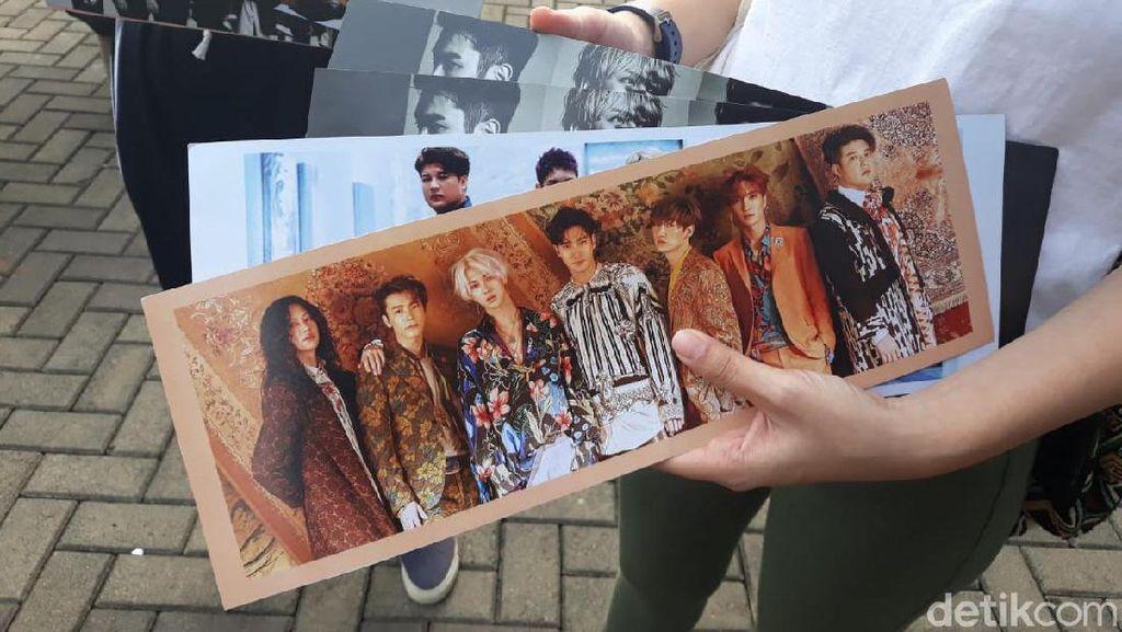 ELF Indonesia Siapkan Banner Spesial untuk Sambut Super Junior