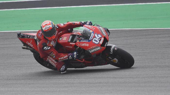 Rider Ducati, Andrea Dovizioso. (Foto: Mirco Lazzari gp / Getty Images)