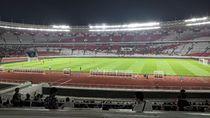 Polisi : 33 Suporter yang Diamankan Masuk ke GBK Sejak Semalam