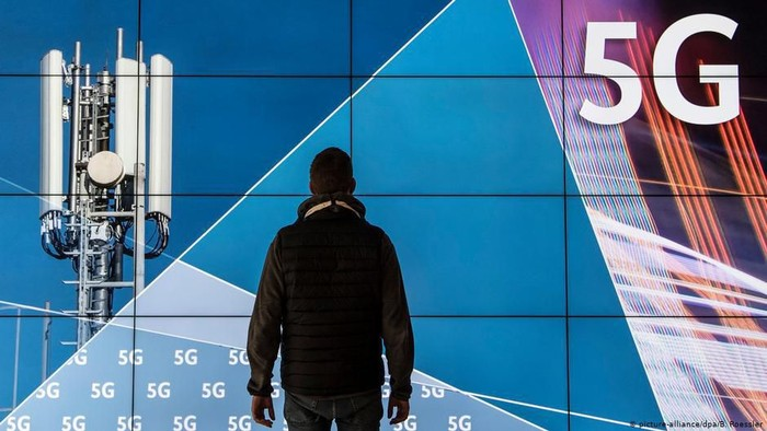 Lelang Lisensi 5G, Pemerintah Jerman Raup 6,5 Miliar Euro