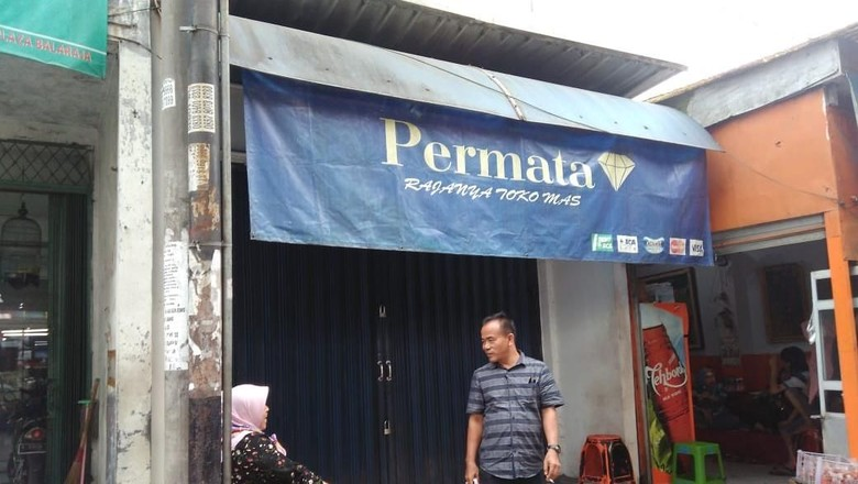 Ini Ciri-ciri Perampok Bersenpi yang Gasak 6 Kg Emas di Tangerang