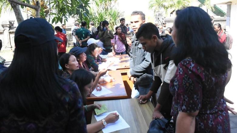 Tak Bawa e-KTP, 4 Warga Bima Diamankan Satpol PP Denpasar