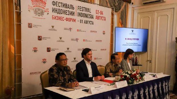 Festival Indonesia ke-4 Siap Digelar di Moskow Agustus Mendatang