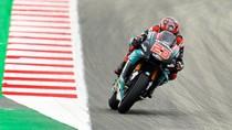 Raih Pole Position MotoGP Catalunya, Quartararo Tak Bisa Berkata-kata